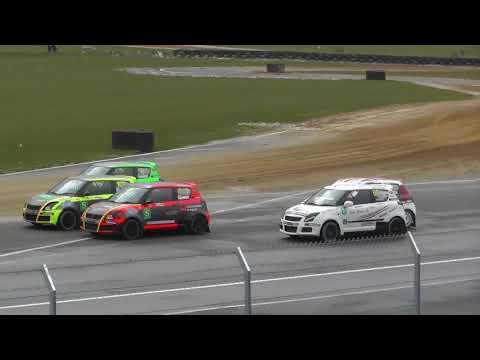 British Rallycross 2018 Rd1 - Silverstone - 17th March 2018