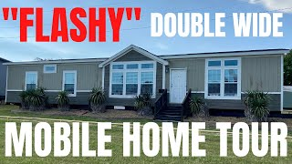 """This NEW double wide will change the way you see """"mobile homes!""""(Home Tour)"""
