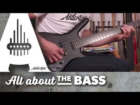 Warwick RockBass Range - High-Spec Basses For Great Prices!
