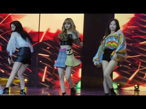 [FANCAM] BLACKPINK - Forever Young (SHOPEE Road To 12.12 Birthday Sale)