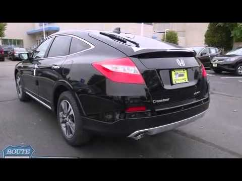 2015 honda crosstour ex l v6 4x4 youtube. Black Bedroom Furniture Sets. Home Design Ideas