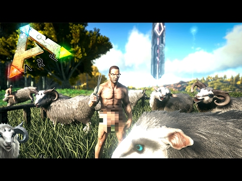 ARK: Survival Evolved - Молодые барашки в АРК! #3