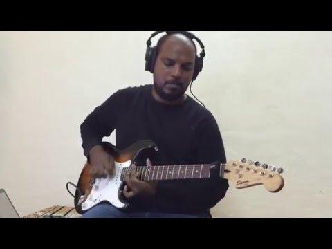 #HufschmidGlowbuckers Guitar Competition - Pharez Edwards