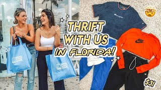 THRIFT WITH US IN FLORIDA ☆ Goodwill THRIFT HAUL