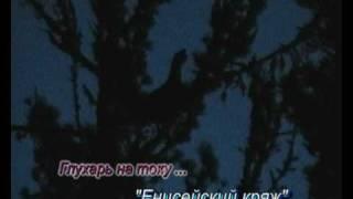 Глухарь на току. Hunting in Russia