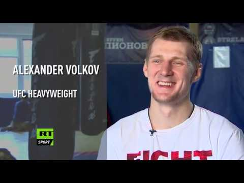 'I grew up watching his fights' – Alexander Volkov on fighting Roy Nelson