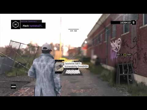 Watch Dogs | Online Hacking/Tailing
