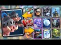NEW ROYAL HOGS vs ALL CARDS!!   Clash Royale   NEW ROYAL HOG GAMEPLAY & BEST COUNTERS!