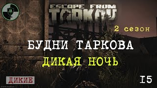Escape From Tarkov Дикая ночь