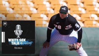 White Sox prospect Jake Burger raking in Triple-A   White Sox Talk Podcast