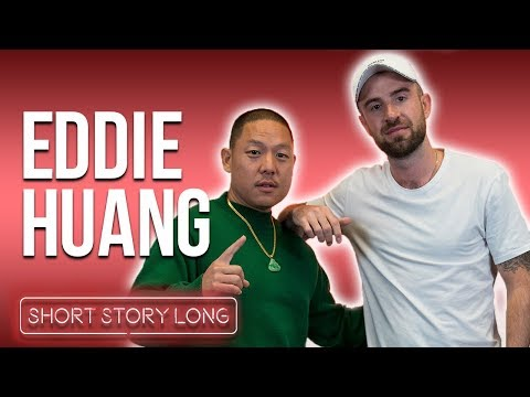 Short Story Long #98 - THE ART OF AUTHENTICITY I Eddie Huang