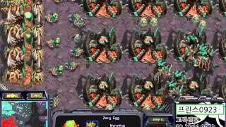 스타 빨무 1:1:1:1:1:1:1 개꿀잼 옵중계! 2번째 게임! (StarCraft Brood War Fastest Map 1v1v1v1v1v1v1 match 2set)