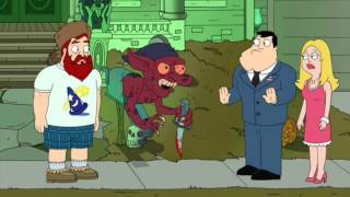 American Dad! The Fresh Prince of Bel Scare (Uncensored)