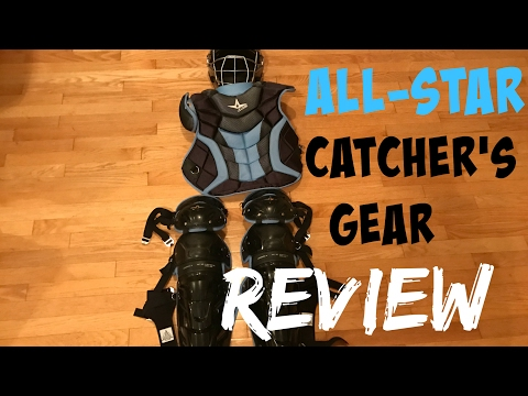 Custom All Star Catcher's Gear Review