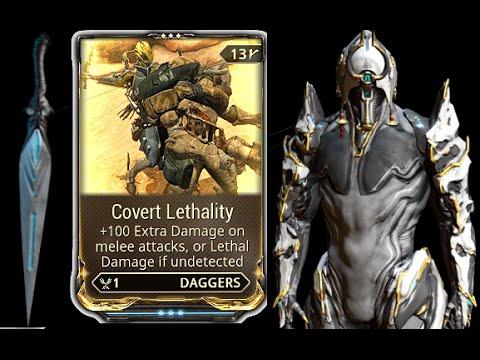 Dark Dagger Covert Lethality Build