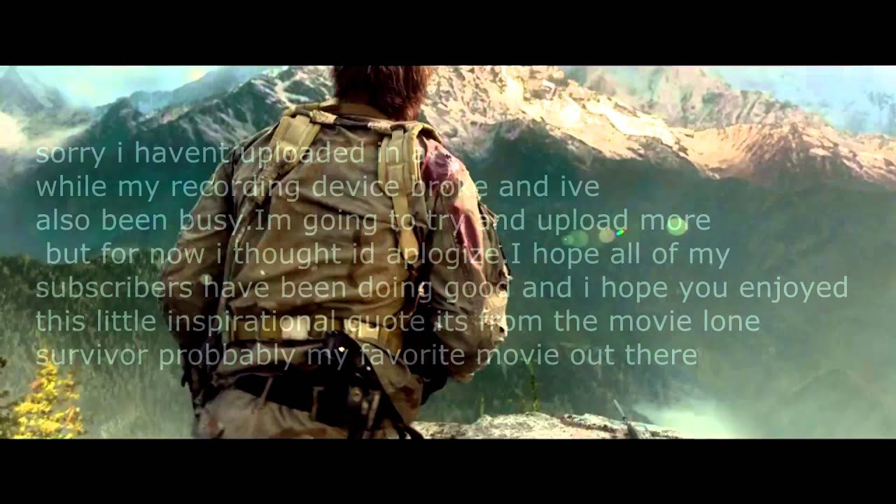 lone survivor Lone survivor is a 2013 afghanistan war drama directed by peter berg  based on the best-selling book lone survivor: the eyewitness account of operation redwing and.
