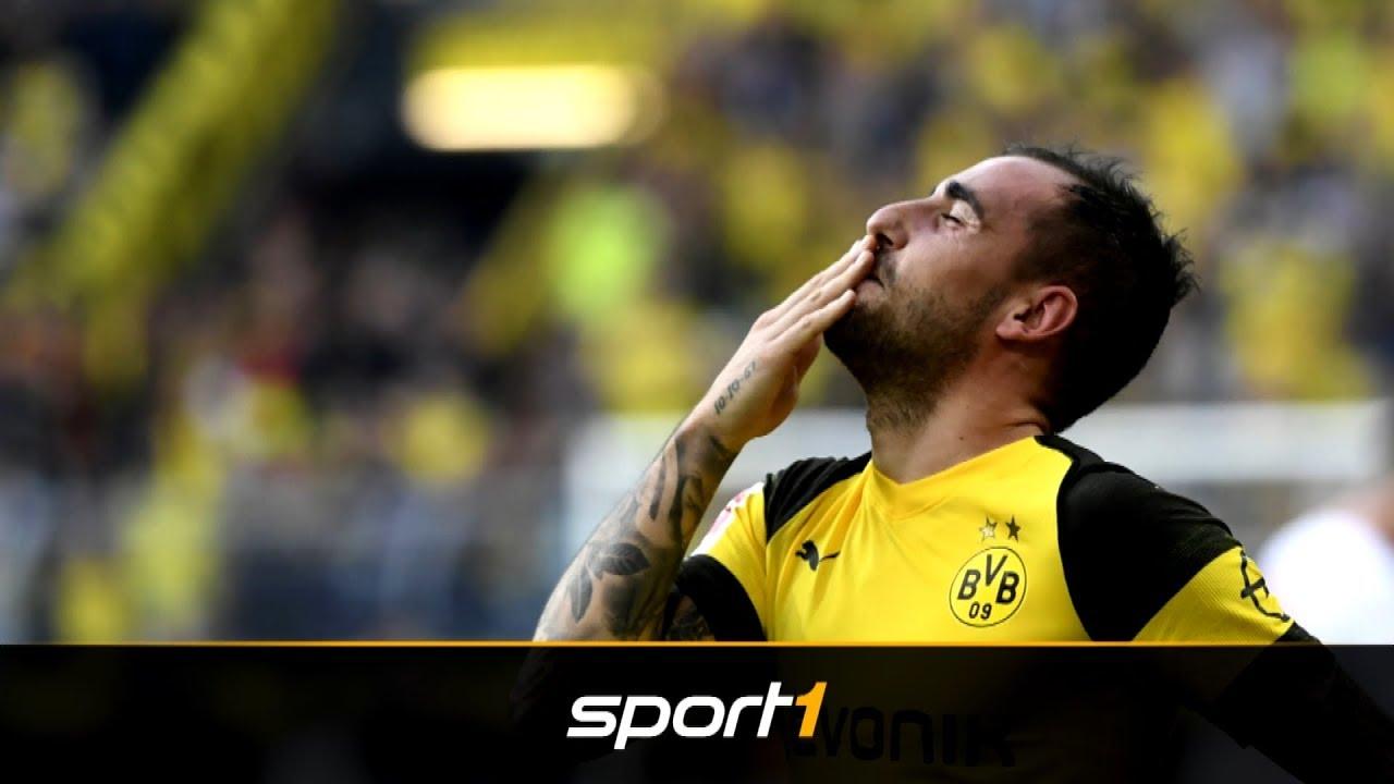 Fix! Paco Alcacer bleibt bei Borussia Dortmund | SPORT1 - TRANSFERMARKT