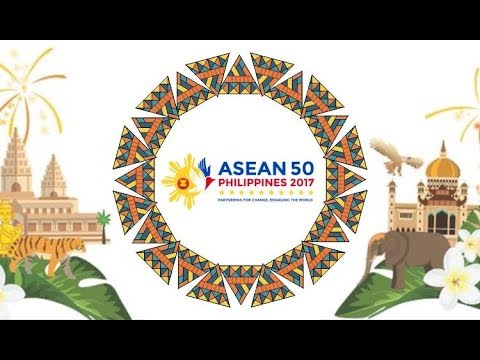 ASEAN Foreign Ministers Meeting and Related Meetings of ASEAN@50 #ASEAN2017