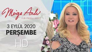 Müge Anlı ile Tatlı Sert 3 Eylül 2020 | Perşembe