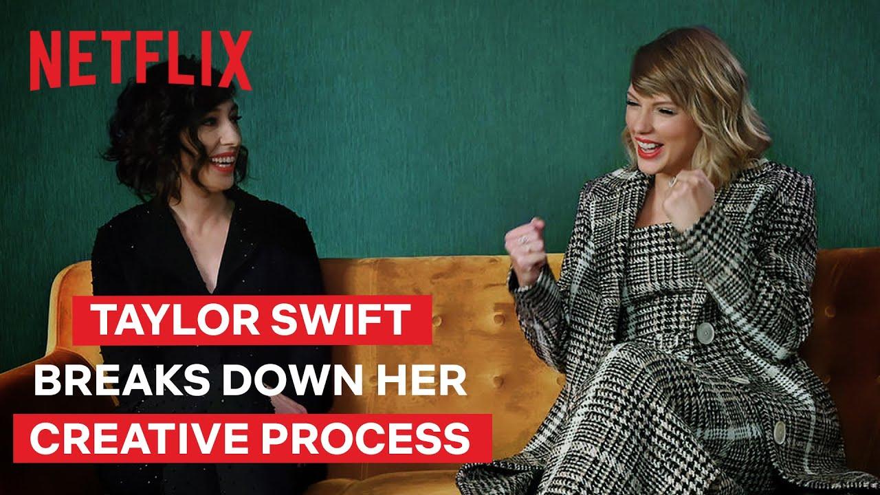 Taylor Swift Breaks Down her Creative Process   Miss Americana   Netflix
