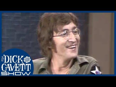 Did John Lennon Sell His Own Hair?   The Dick Cavett Show