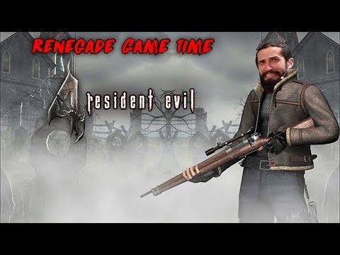 #SPOOPSTOBER Renegade Game Time - Resident Evil 4 (Agent Micah Returns... Again)