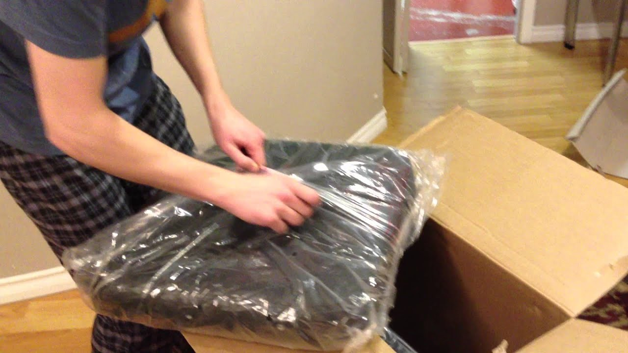 Desk Chair Youtube Sashes For Weddings Unboxing