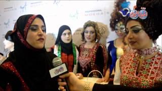 بنات فلسطين يتألقن بتراثهم الفنى  في مهرجان الحب والسلام بمصر