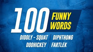 100 Funny Words | Fartlek | Doohickey | | Wordgram | Saregama Podcast