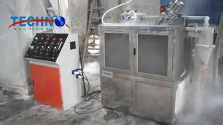 small cryogenic grinder for plastic