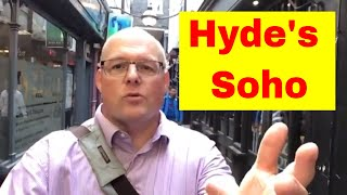 Why does Stevenson give Hyde an address in Soho? Did you know Soho ...