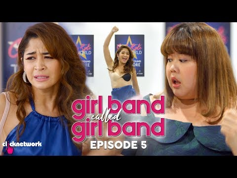 GIRL BAND CALLED GIRL BAND: Episode 5