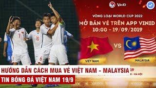VN Sports 19/9   U16 VN đại thắng Mông Cổ 7 bàn không gỡ, U22 Việt Nam đối đầu với U22 UAE cực HOT