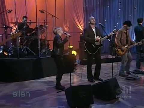 Live - Run away (HQ) @ the Ellen DeGeneres Show, Burbank, CA 2004-03-22