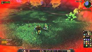 Quest Infrared = Infradead In Wow