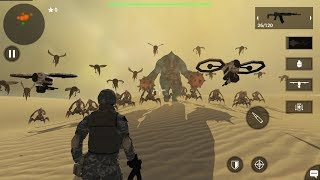 Earth Protect Squad (Android Gameplay) Action
