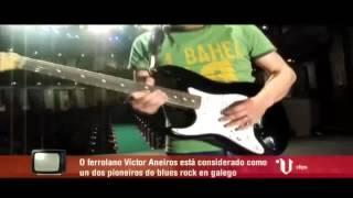 Víctor Aneiros • Miña bala perdida (VClips)
