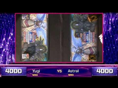 Yu-Gi-Oh! WCQ North America 2014 - Special Duel: Yugi (Dan Green) vs. Astral (Marc Thompson) [720P]