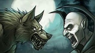 Оборотни против вампирова