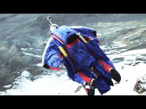 Historic BASE Jump from Mount Kilimanjaro