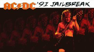 AC/DC Jailbreak '91 With Out Break Down HD
