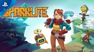 Sparklite - Gameplay Trailer | PS4