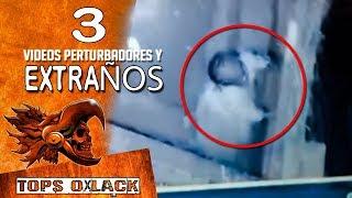 👻 VIDEOS EXTRAÑOS QUE ME ENVIARON A MI CORREO @OxlackCastro