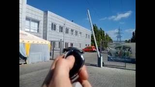 Монтаж шлагбаума AN-Motors в Херсоне(Шлагбаум смонтирован на территории BMW Центр Херсон, ширина проезда 3800 мм. Автоматизация всех типов ворот,..., 2016-10-01T12:12:53.000Z)