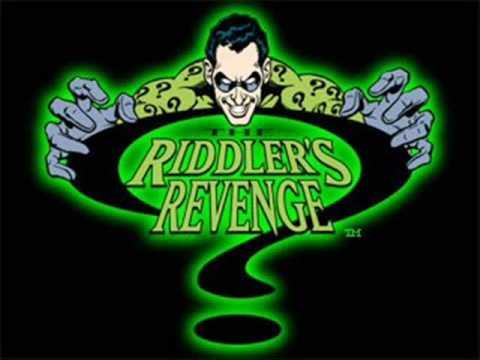Riddler's Revenge Station Music