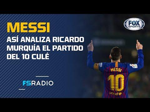 """Barcelona vs. Liverpool: """"Apareció Lionel Messi y se acabó el partido"""""""
