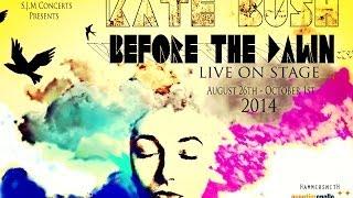 Kate Bush - Before The Dawn (Teaser)