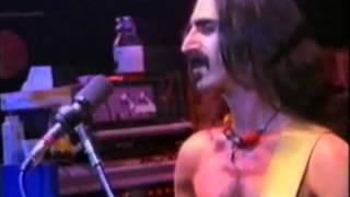 Frank Zappa, San Bernadino.