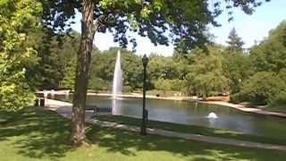 Sunday in the Park - Summer 2010 Ohio State University - Mirror Lake