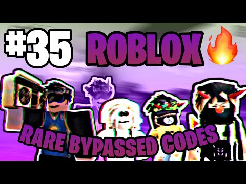 All Roblox Bypassed Audios 35 2020 Working Rare June